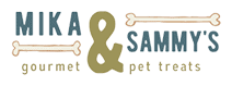 Mika & Sammy's Logo - Small Horizontal