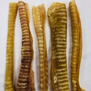 beef trachea 12-inch 5-pack