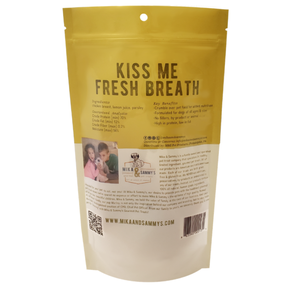 Kiss Me Fresh Breath Treats