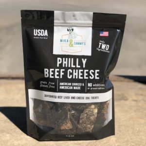 Philly Beef Cheese Treats