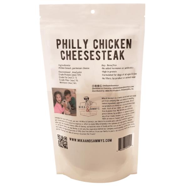 Philly Chicken Cheesesteak Treats