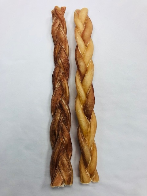 Bully braid 12-inch
