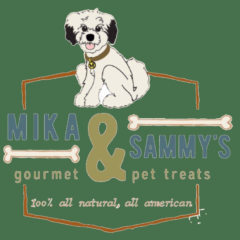 Mika & Sammy's Logo - Full - lg