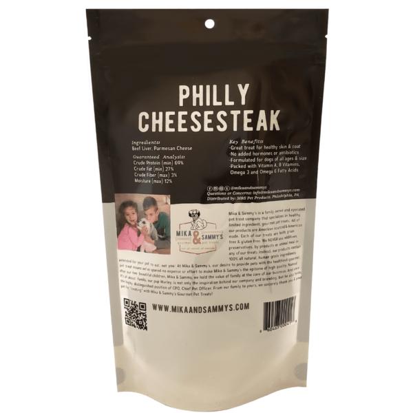 Philly Cheesesteak Treats